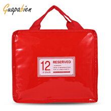 Guapabien Insulation Handbag Minaudiere Cooler Lunch Bag BIG