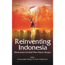 Reinventing Indonesia - No Name 9789794335169