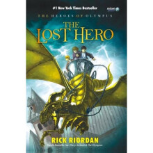 The Lost Hero - Rick Riordan 9789794336533
