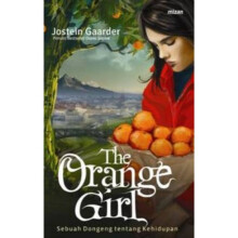 The Orange Girl - Jostein Gaarder 9789794339251