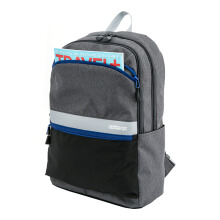 American Tourister Tweet Backpack 02 Grey
