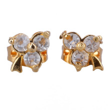 1901 JEWELRY Anting Grape Studs 3397 (Lapis Emas 24K)