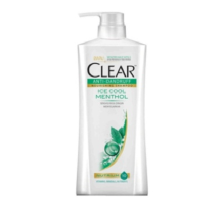 CLEAR Shampoo Ice Cool Menthol 680ml