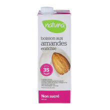 NATUR-A Almond Milk Unsweetened 946ml