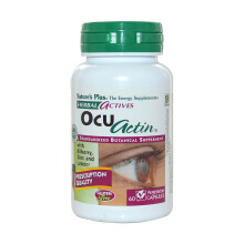 NATURE'S PLUS Ocu Actin 60pcs