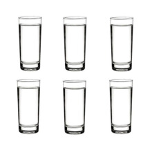 LUMINARC Tumbler Glass Islande 290 ml Set Of 6