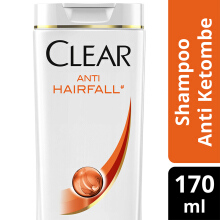 CLEAR Shampoo Anti Hair Fall 170ml