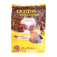 OLD TOWN White Coffee 2 in 1 Coffee & Creamer 15 Sachet x 25g