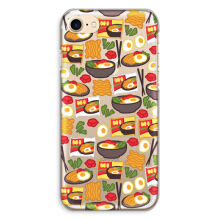 CASETOMIZE Classic Hard Case  for Apple iPhone 7 Plus - Foodie Indomie
