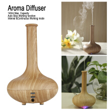 Essential Oil Aroma Diffuser Ultrasonic Humidifier Air Mist Aromatherapy Purifier  Light Woodgrain GX-01K EU