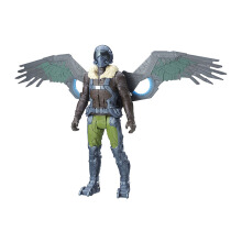 HASBRO Spider-Man Homecoming Electronic Vulture, 12-inch