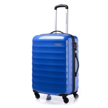 American Tourister Para-Lite Spinner 66/24 Snorkel Blue