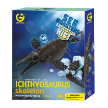 GEOWORLD Sea Monsters Excavation Kit - Ichthyosaurus