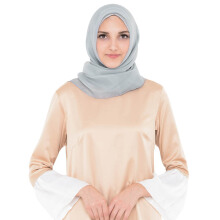 OWN By NINA SEPTIANI Organza - Silver