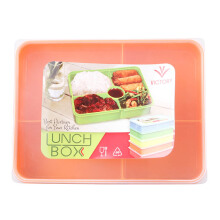 VICTORYHOME Lunch Box 1600ml - Orange