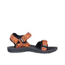 Eiger Sandal Rollstrap Crowveer - Black Orange