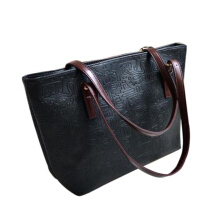 Women Lady Vintage Big Purse Bag Tote Fashion Handbag Shoulder PU Leather