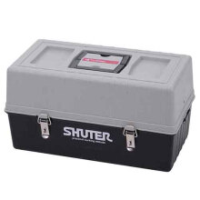 Shuter Tool Box Professional 4 layer 30 Kg Perkakakas Toolbox TB-104 Grey