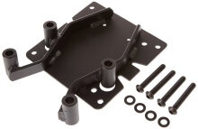 SHAD Bracket for Honda PCX Box, Bracket & Penyimpanan Black