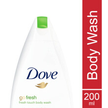 DOVE Body Wash Go Fresh 200ml