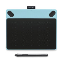 WACOM Intuos Comic, PT Small - Mint Blue