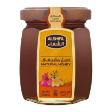 AL SHIFA Natural Honey 125 gr