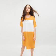 Bel.Corpo Tully ShirtDress - Mustard