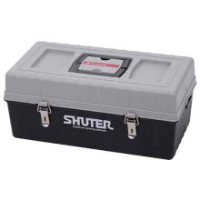 Shuter Tool Box Professional 2 Layer 25 Kg Perkakakas Toolbox TB-102 Grey