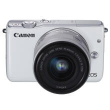 CANON EOS M10 Kit EF-M15-45mm - White