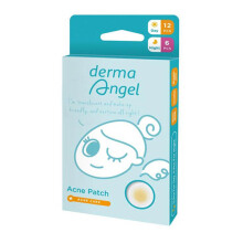 DERMA ANGEL Acne Patch Mix Pack (12+6)