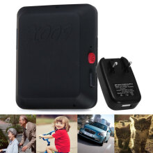 X009 Tracker Locator 2MP Monitor GSM 4 Bands Tracking for Cars Kids Elder Pets