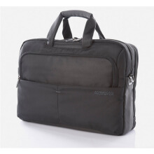American Tourister Speedair Laptop Briefcase M(Ipad)Blck