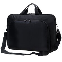 Portable Business Handbag Shoulder Laptop Notebook Bag Case Suitable for 15 inch