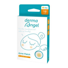 DERMA ANGEL Acne Patch Day Isi 12 Patches