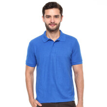 STYLEBASICS MEN'S Polo Shirt - Royal Blue