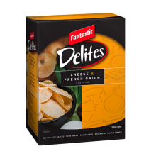 FANTASTIC Delites Crackers Cheese #399 80g
