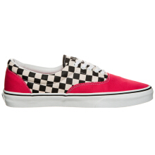 VANS Era 2 Tone Check - Rouge Red