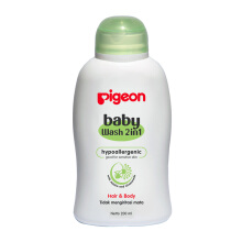 PIGEON Baby Wash Chamomile 200ml