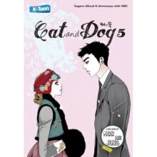 Cat & Dog 5 - Park Hee Jung 9786027742956