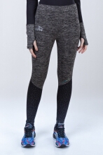 SPECS ESORRA LEGGINGS - HEATHER BLACK [XL] 903456