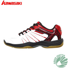 Kawasaki Original Badminton Shoes Men And Women Zapatillas Deportivas Anti-Slippery Breathable For Lover