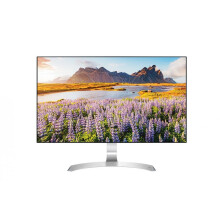 LG 27MP89HM-S 27 inch FreeSync Full HD IPS LED Monitor (HDMI & VGA Port)