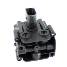 PAO MOTORING Air Supply Suspension Solenoid Valve Block for BMW F07GT F11 F01 F02 760i 535i OEM 37206789450