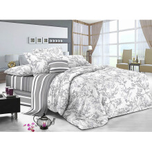 PANTONE Quintana-A Sprei - Full Fitted / 120 x 200 x 40