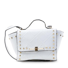 NEW COLLECTION Studded tote bag - White