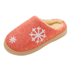 BESSKY  Winter Womens Indoor Home Shoes Faux Fur Warm Slippers _