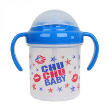 CHUCHU Straw Mug 200 ml Boys