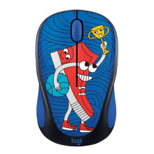 LOGITECH M238 Doodle Collection - Sneakerhead