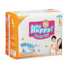 BABY HAPPY Popok Tape L10