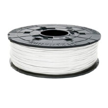 XYZ Jr.& Mini Series PLA Filament - Pearl White